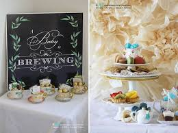 Tea Baby Shower Favors by Paper Tea Cup Favors From A Baby Shower Tea Via