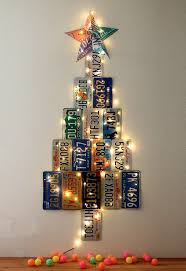 tree from license plates hometalk
