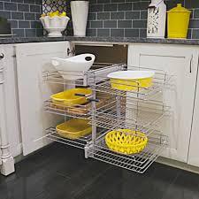 organizer for corner kitchen cabinet best kitchen blind corner cabinet pull out organizer