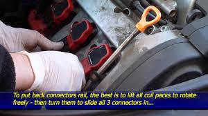 audi a6 3 0 l how to replace coil packs audi a4 b6 v6 3 0l 30v