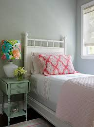 Cottage Bedroom Design Florida Beach House With Classic Coastal Interiors Home Bunch