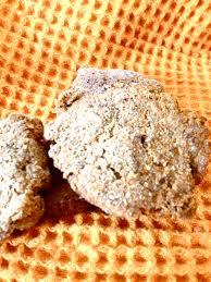 carrot cake juice pulp cookies gf vegan refined sugar free