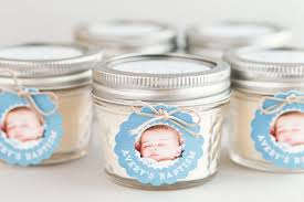 christening favor ideas baptism favor candles easy diy handmade favors