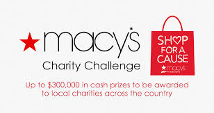 Challenge Up Macy S Shop For A Cause Charity Challenge Shopforacause