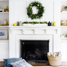How To Decorate With White Walls by Great Ideas For Christmas Wreaths Sunset