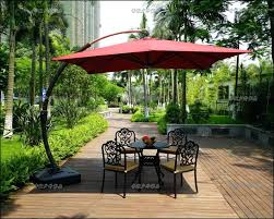 Best Offset Patio Umbrella Beautiful Best Patio Umbrellas For Best Offset Patio Umbrella 17