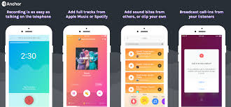 anchor is like snapchat stories for audio and it u0027s delightful