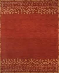 Rust Area Rug Impressive Rust Colored Area Rugs Rug Designs For Ordinary
