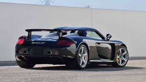 paul walker porsche model porsche carrera gt with 152 miles on the odometer heads to auction