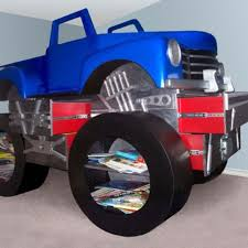 hand monster truck bed dst studio custommade