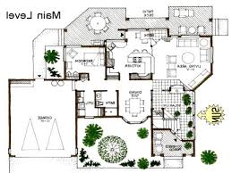 modern mediterranean house plans home