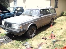 volvo wagon lifted volvo wagon