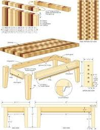 Diy End Grain End Table Mission Coffee Table Plans Find An Exhaustive List Of Hundreds Of