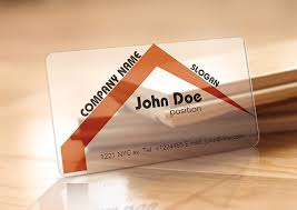 Plastic Business Cards Los Angeles Real Estate Business Card Creative The Printing Life
