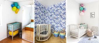 coin bébé dans chambre parentale berceau dans la chambre des parents comment aménager le coin bébé