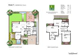 Kenya House Plans by 3 Bedroom Villa House Plan U2013 Home Ideas Decor