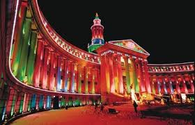 denver visitors bureau denver s mile high holidays bring magic to the city with special