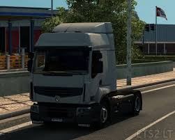 renault truck interior renault premium ets 2 mods