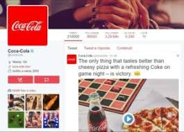 si e social coca cola coca cola centralizza il social media marketing up