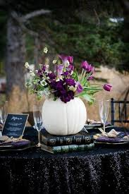 Halloween Wedding Decorations by Or Not Halloween Wedding Ideas For Daring Couples Wedding