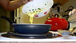 Anthony Bourdain Scrambled Eggs Sour Cream And Chive Scrambled Eggs U2013 Crazy Jamie