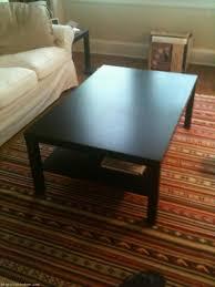lack coffee table black brown szahomen com