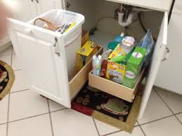 Kitchen Cabinet Roll Out Drawers Kitchen Sink Drawer