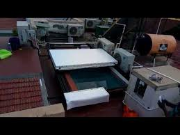 Awning Sewing Machine Fex Awning And Conical Tensile Manufacturer Youtube