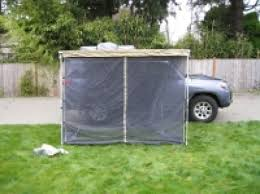 Awning Netting Awning Mesh Room Cascadia Vehicle Roof Top Tents