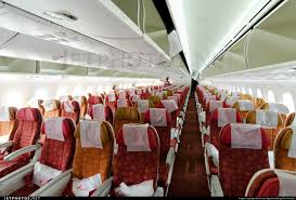Air India Seat Map by Airindiain Economy Class On Boeing 787 8 Dreamliner Vt Ani