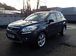 ford kuga 2 0tdci titanium x 5dr 6spd awd 163ps in grey 2012 for