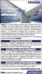 Best Resume For Kpo by Jobs In Vestas Vacancies In Vestas Opportunities At Vestas Jobs