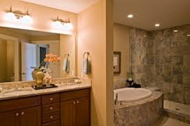 Lighting Bathrooms How Lighting Can Easily Match The Ambiance Of Any Bathroom