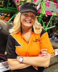 monster truck show grand rapids mi how coopersville woman transforms from scrapbooking mother to