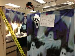 office decorations themes ideas cubicle