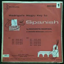 madrigals magic key to spanish by margarita madrigal and andy warhol