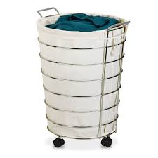 Quad Laundry Hamper by Rolling Hampers