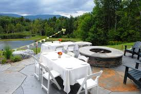 southern vt destination wedding catering barrows house
