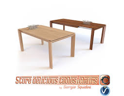 Calligaris Coffee Table by 3d Model Table Omnia Calligaris Cgtrader
