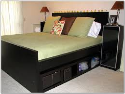 White Single Bed With Storage Ikea Storage Bed Bedroom Brimnes Headboard With Storage