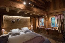 chambre chalet luxe decoration interieur chalet bois cheap chalet decobois gerardmer