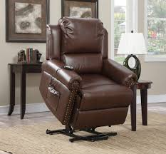 Lift Chair Leather Lift Chair Recliner Bel Furniture Houston U0026 San Antonio