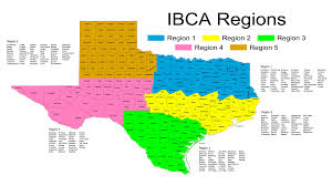 San Angelo Tx Map Ibca International Barbeque Cookers Association