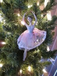 ballerina swan lake tree decoration