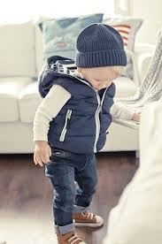 vest beanie and converse for baby and