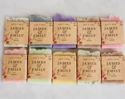 bridal shower soap favors soap favors etsy