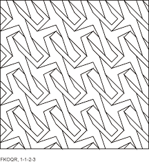 tessellation coloring pages 18415