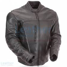 Waterproof Leather Jacket Waterproof Motorcycle Jacket With Ce Armor