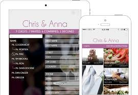 wedding planner apps compilation for brides 4 apps for your phone to go