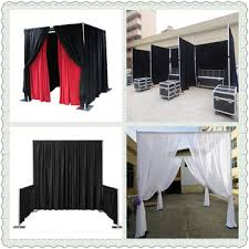 wedding backdrop kits hot sale exibition stand wedding backdrop kits photo booth